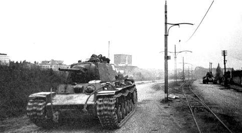 Вступают в выборг сентябрь 1944 года