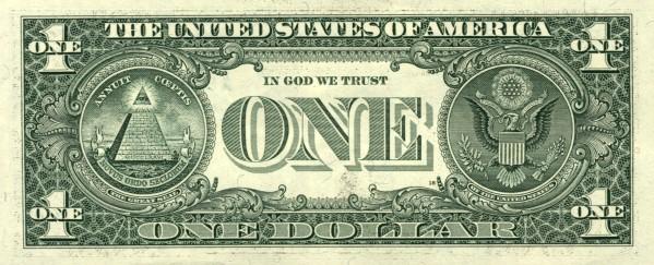 Символика доллара