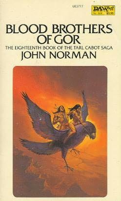 Blood Brothers of Gor John Norman